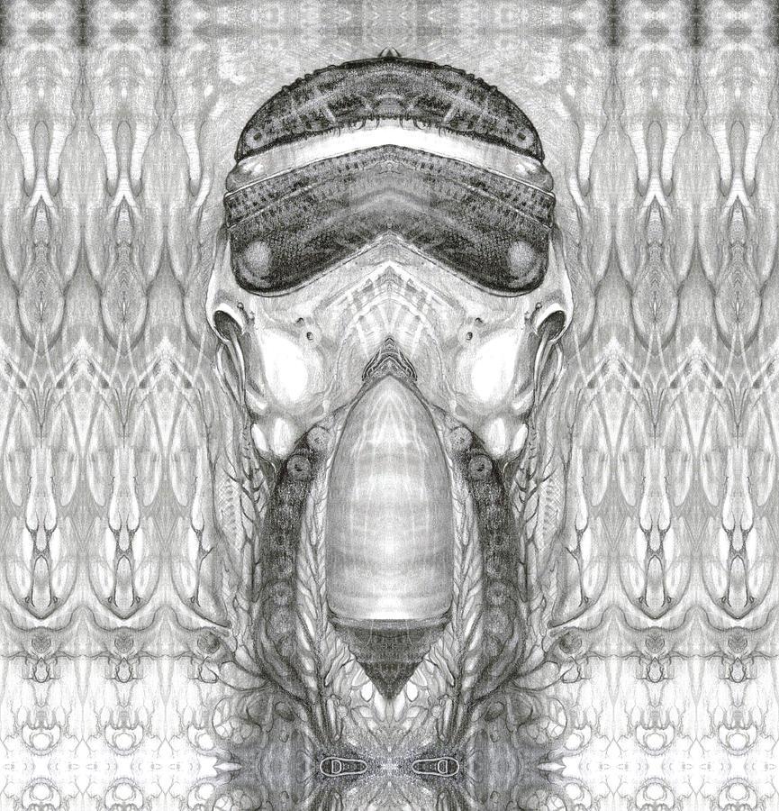 Bogomil Variation 1 Digital Art