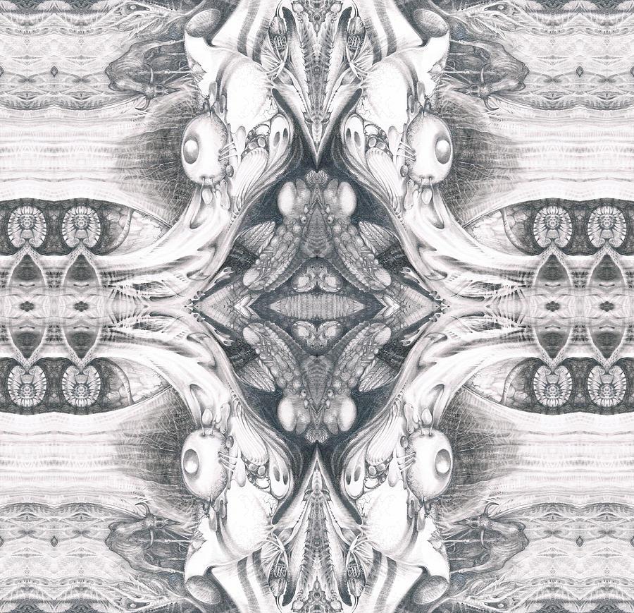 Bogomil Variation 10 Digital Art