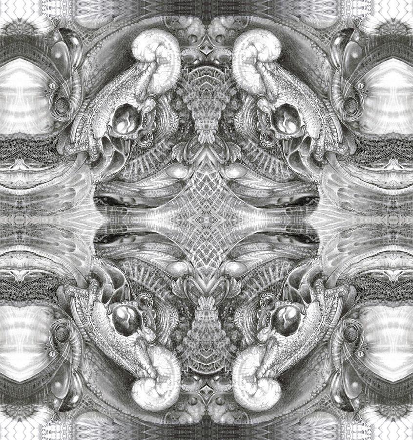 Bogomil Variation 5 Digital Art