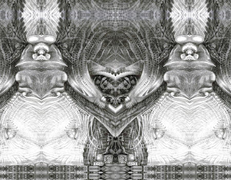 Bogomil Variation 6 Digital Art