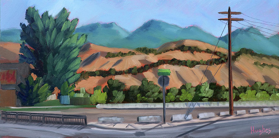 Boise Foothills by Kevin Hughes
