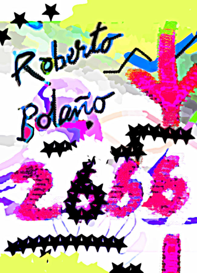 Bolano yellow 2666 by Paul Sutcliffe