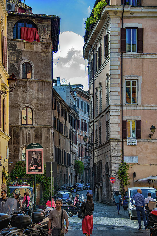 Italia Photograph - Boldini by Joseph Yarbrough