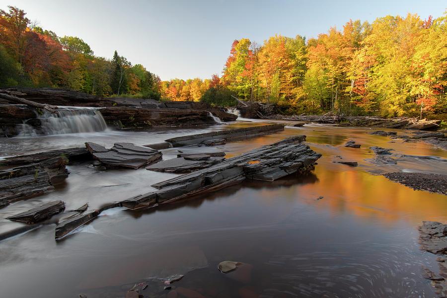 Bonanza Falls 10081901 by Rick Veldman