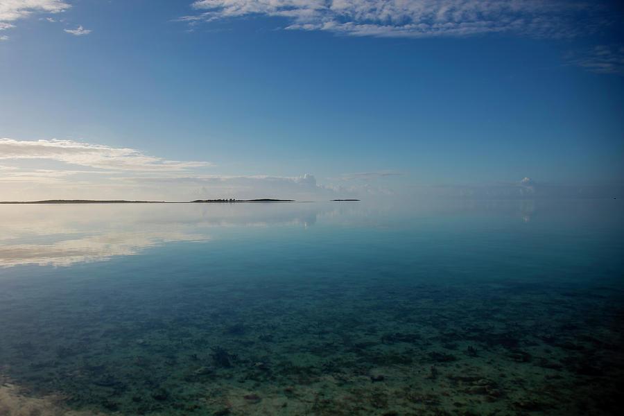 Bonefish Flats, Great Exuma by Thomas Kallmeyer