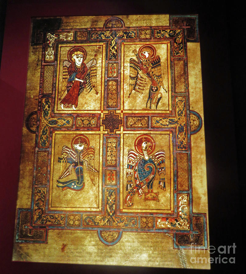 Book of Kells by Cindy Murphy