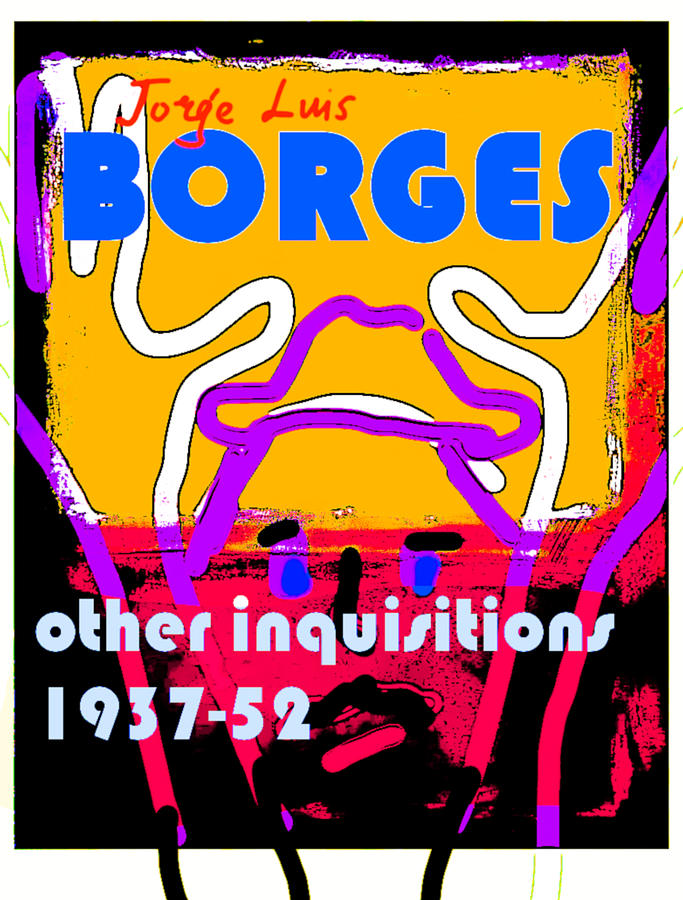 Borges O I 1937 52   poster by Paul Sutcliffe