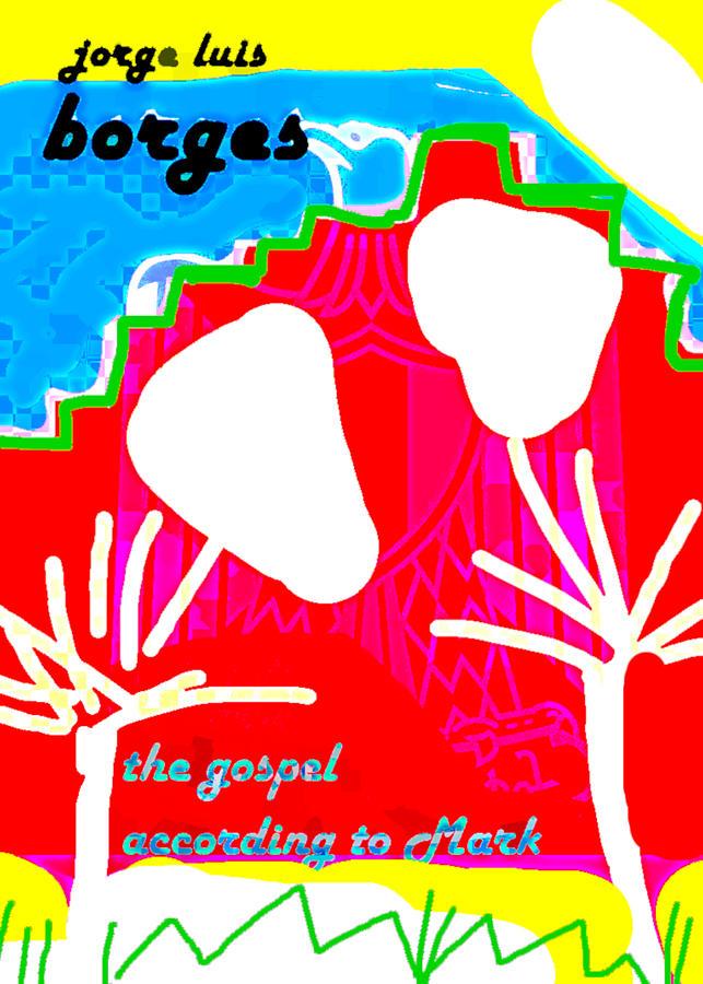 Borges TGATM  poster  by Paul Sutcliffe
