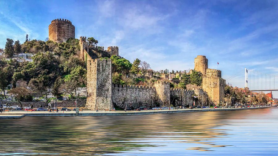 Bosphorus Fort by Maria Coulson