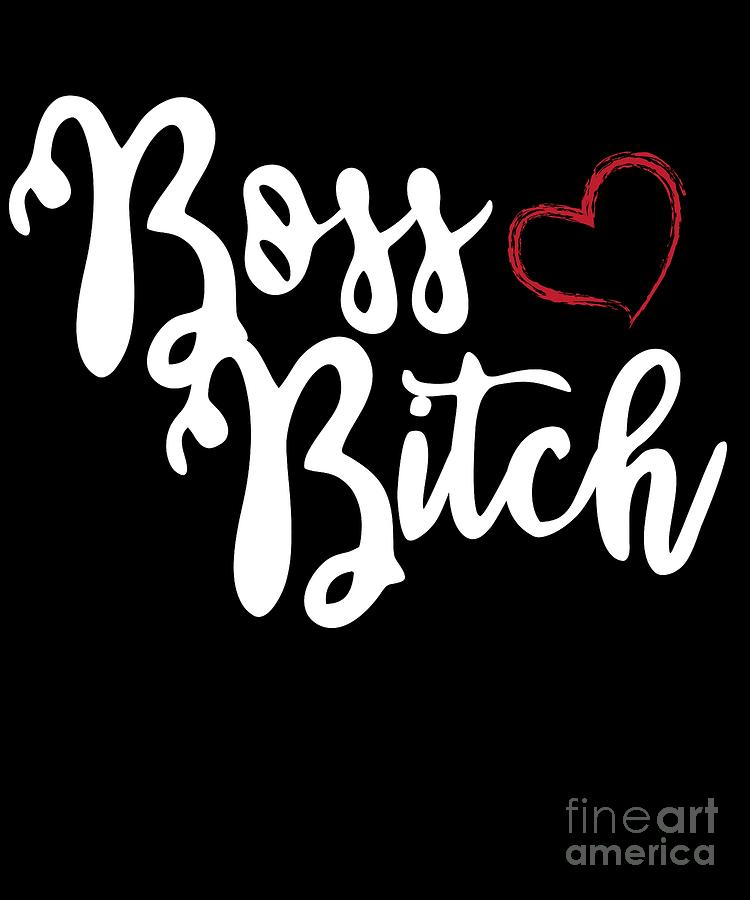 Boss Bitch Best Christmas Gift For Boss Lady