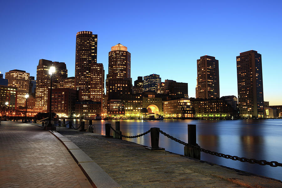 Boston, Ma Photograph by Jumper