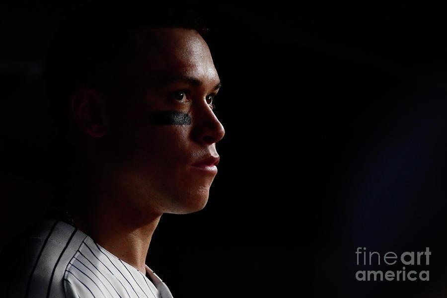 Boston Red Sox V New York Yankees Photograph by Corey Perrine