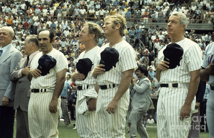 Boston Red Sox V New York Yankees Photograph by Olen Collection