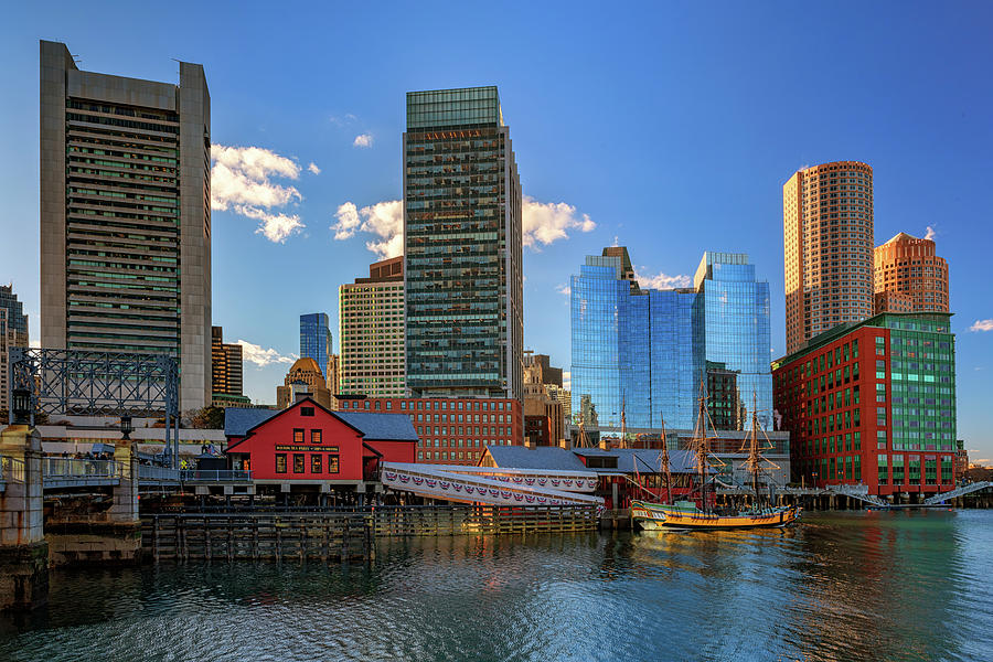 Boston Tea Party by Rick Berk