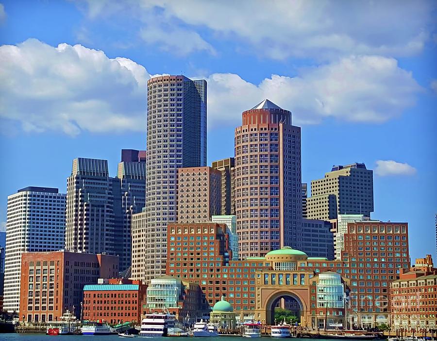 Boston the Beautiful by Roberta Byram