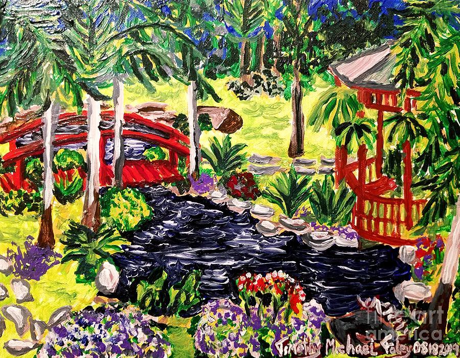 Botanical Garden  by Timothy Foley