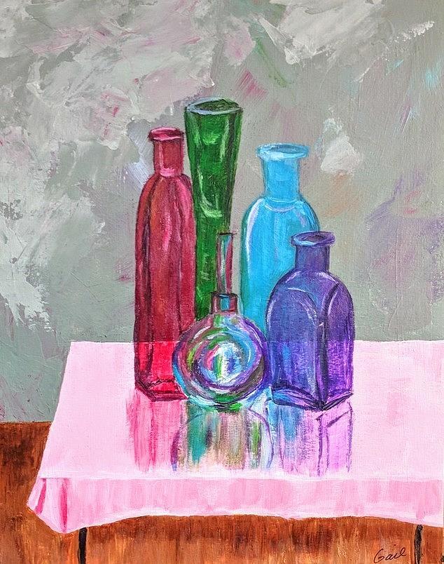 Bottles by Gail Friedman