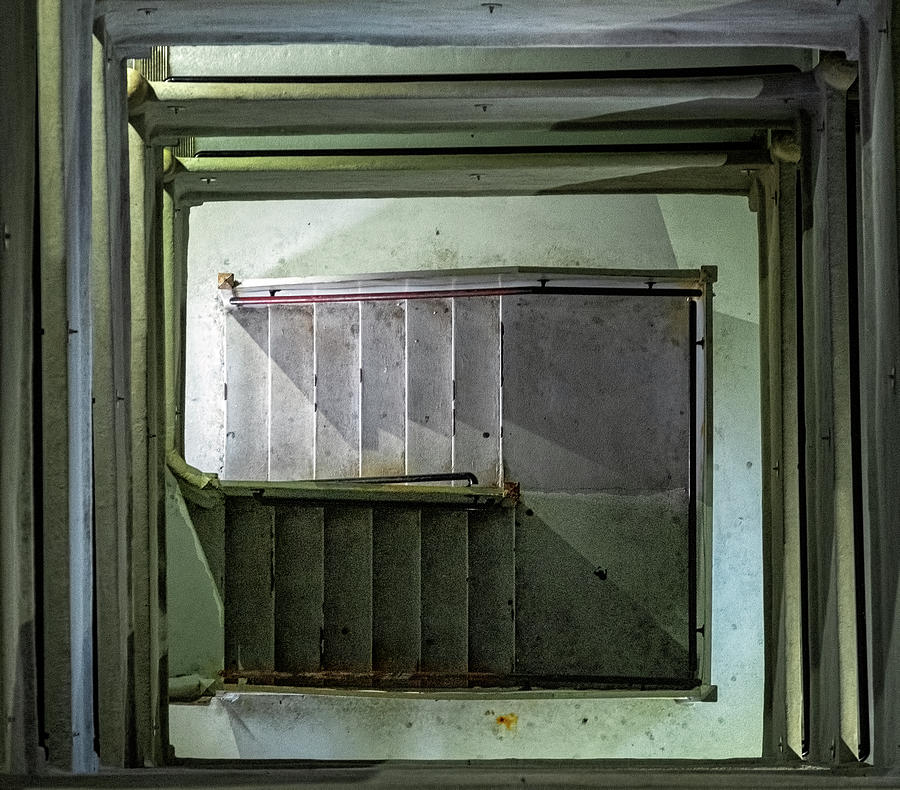 Bottom Of The Stairs by Tom Singleton