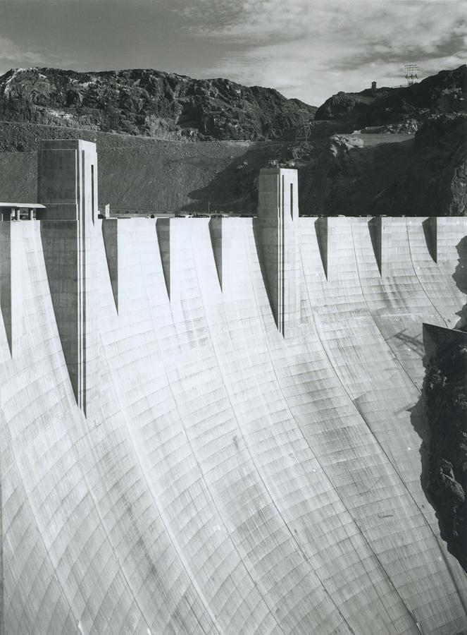 Boulder Dam Power Unit, 1941 Photograph by Archive Photos