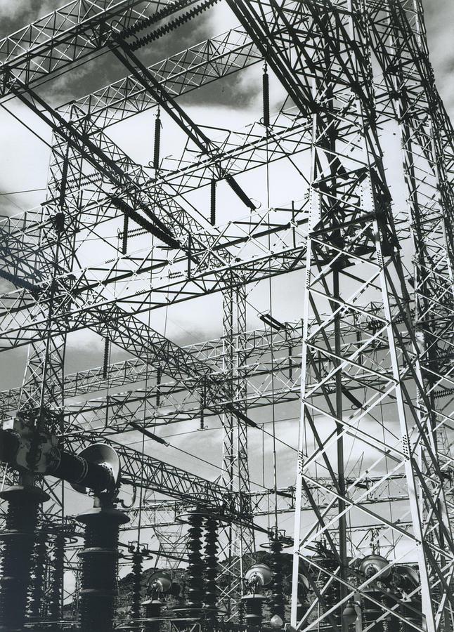 Boulder Dam Power Units, 1941 Photograph by Archive Photos