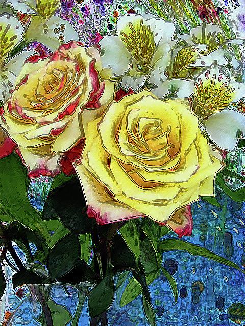 Bouquet 6002 by Corinne Carroll
