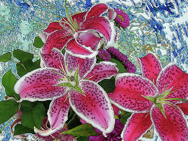 Bouquet 6003 by Corinne Carroll