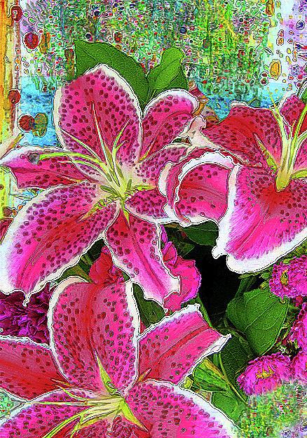 Bouquet 6004 by Corinne Carroll
