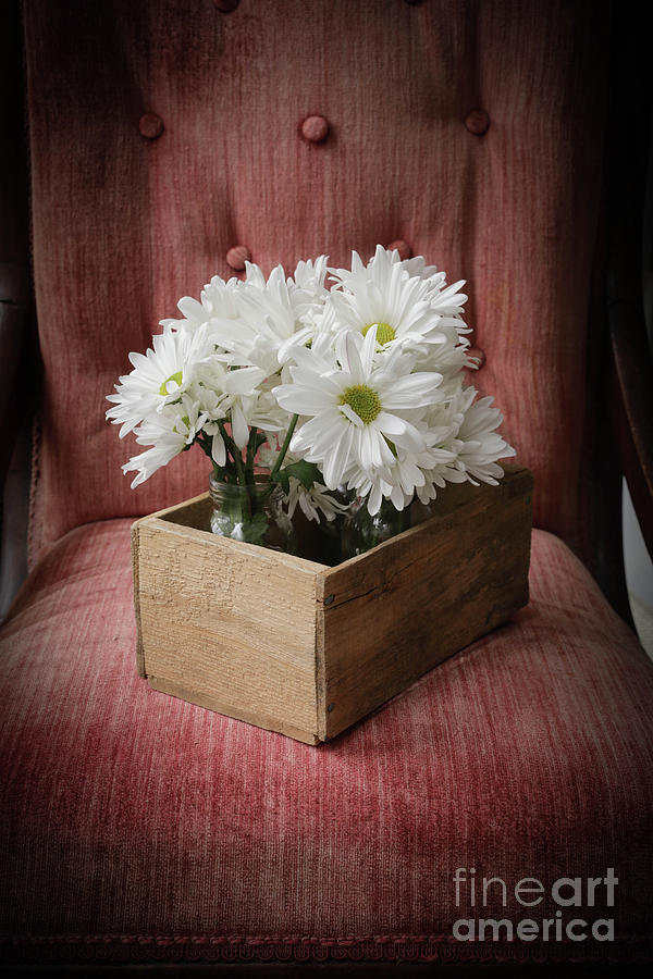Box of Flowers by Edward Fielding