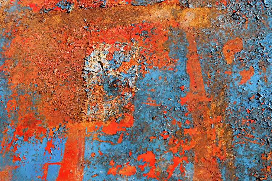 Boy with Hammer by Robert FERD Frank