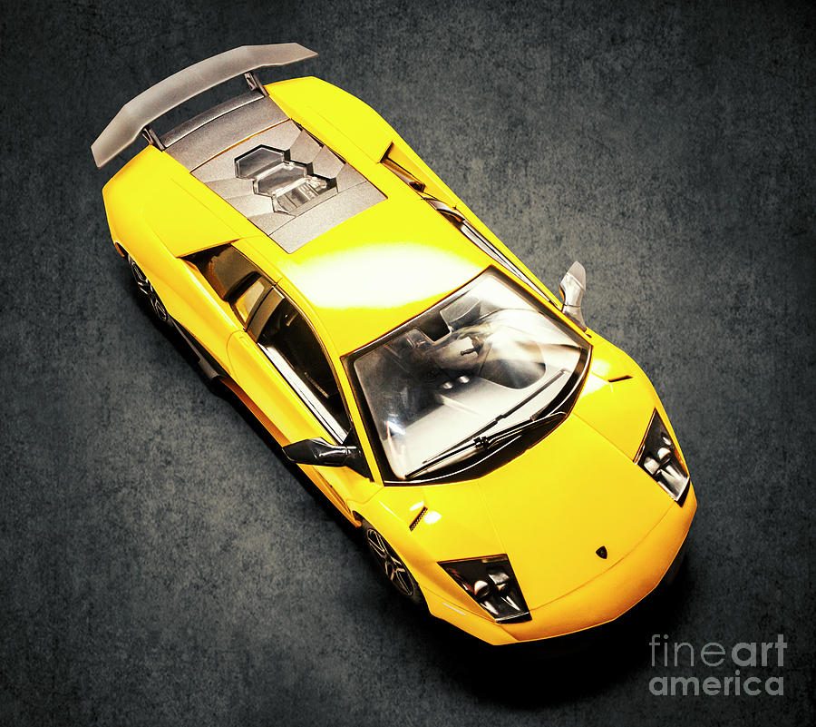 Car Photograph - Boys Toys by Jorgo Photography - Wall Art Gallery