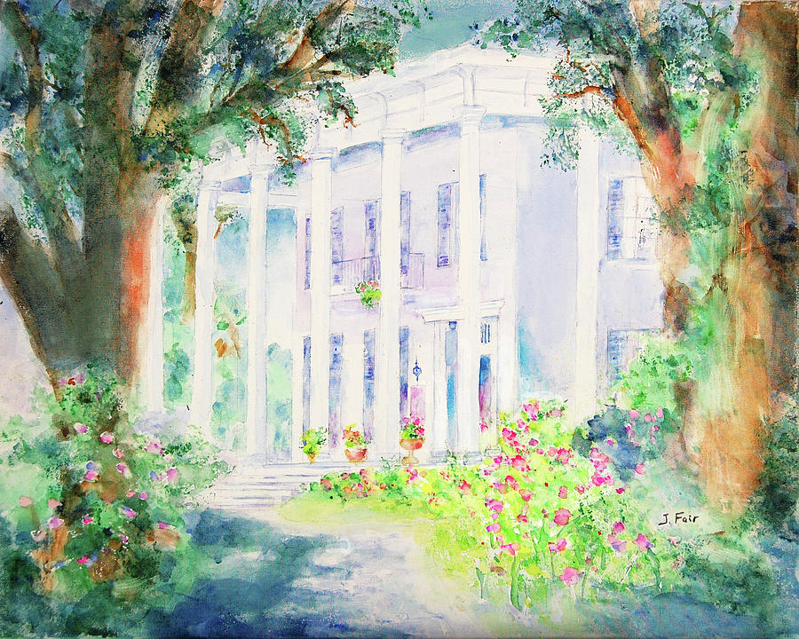 Bragg-Mitchell Mansion by Jerry Fair