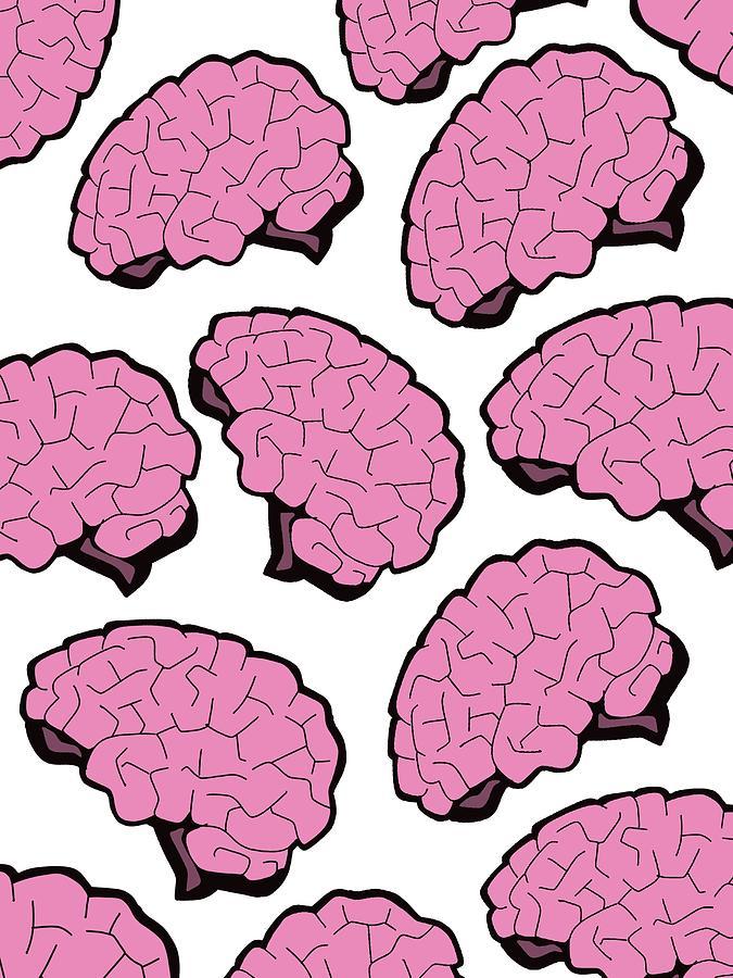Brains by Deborah Carrie