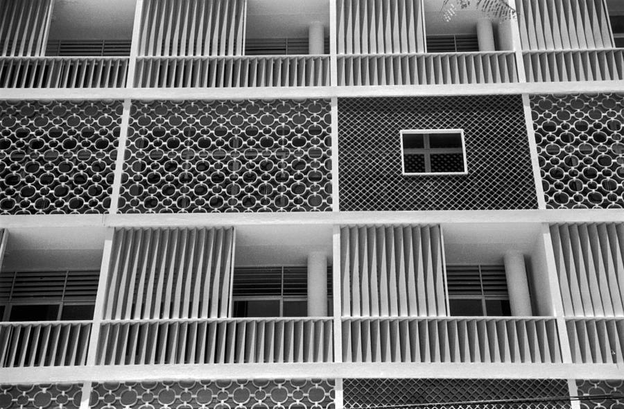 Brazilian Apartments Photograph by Kurt Hutton