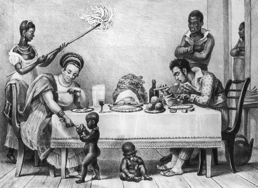 Brazilian Family Photograph by Hulton Archive