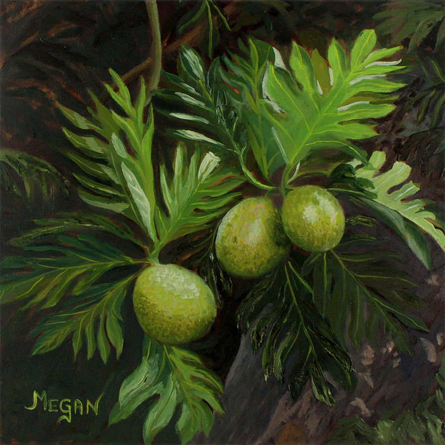 Breadfruit  by Megan Collins
