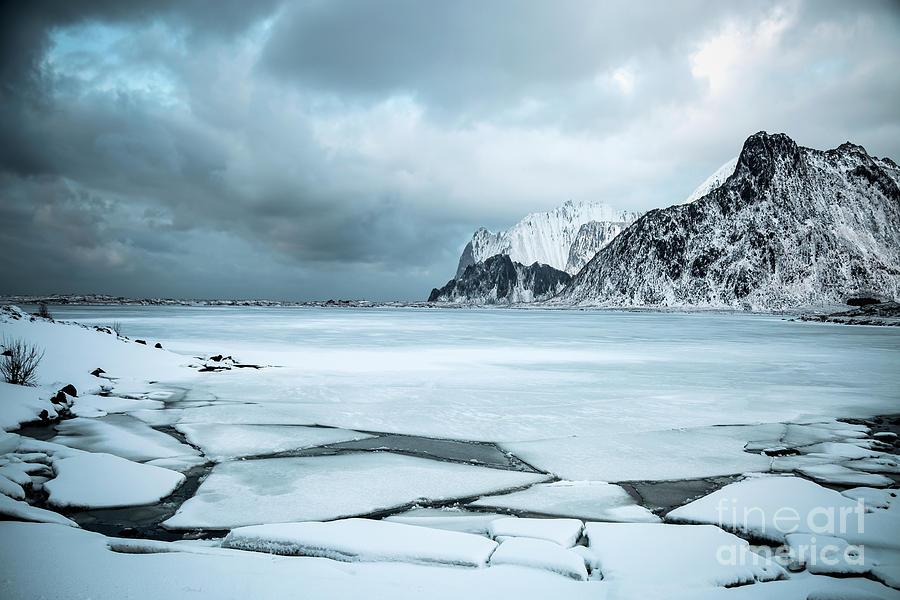 Break The Ice Photograph
