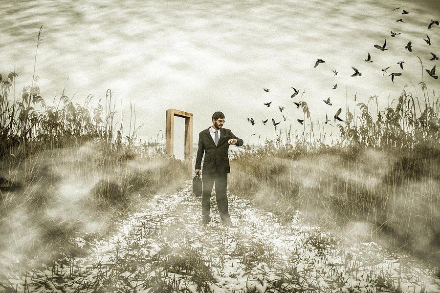 Portal Photograph - Break Time by Jaroslav Filipi
