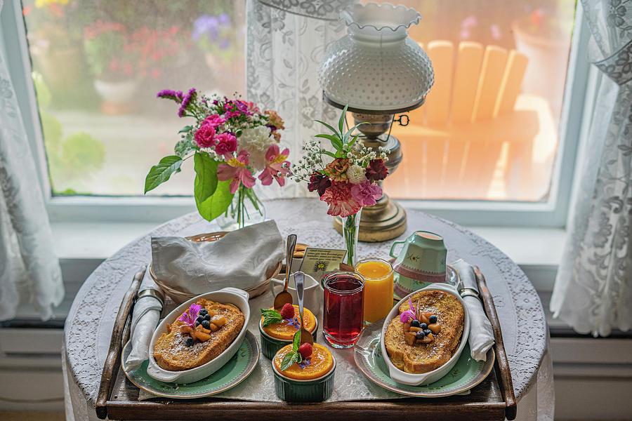Breakfast Is Served by Jonathan Hansen