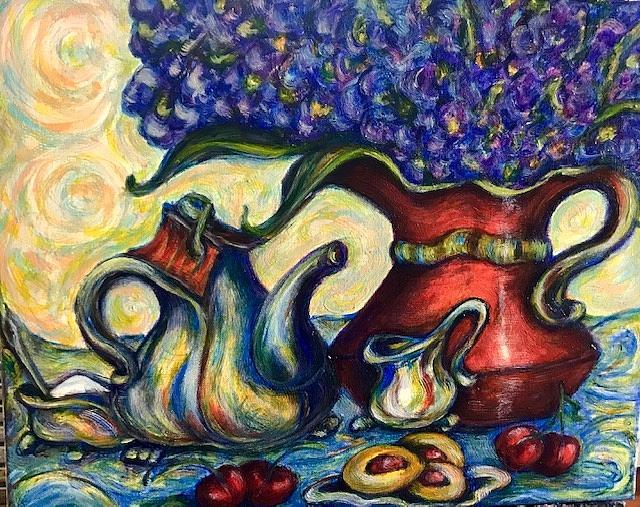 Breakfast by Rae Chichilnitsky
