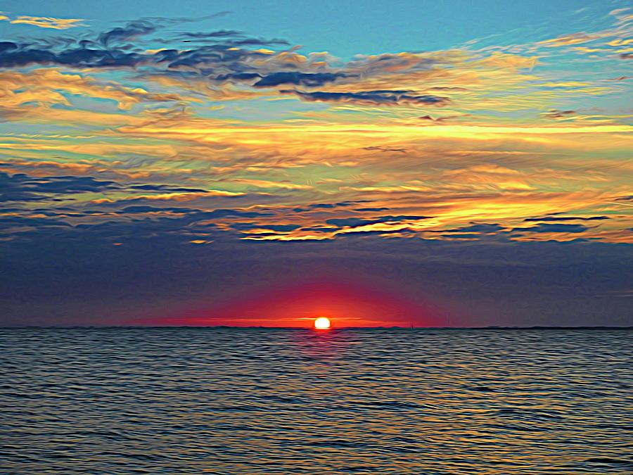 Breaking Dawn by Robert Stanhope