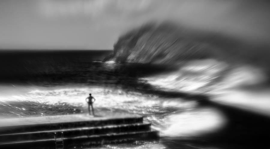Azores Photograph - Breaking The Waves by Paulo Abrantes