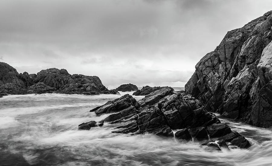 breaking waves by Kai Mueller