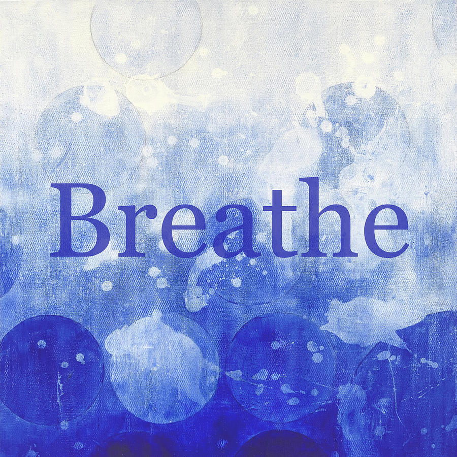 Breathe by Nikita Coulombe