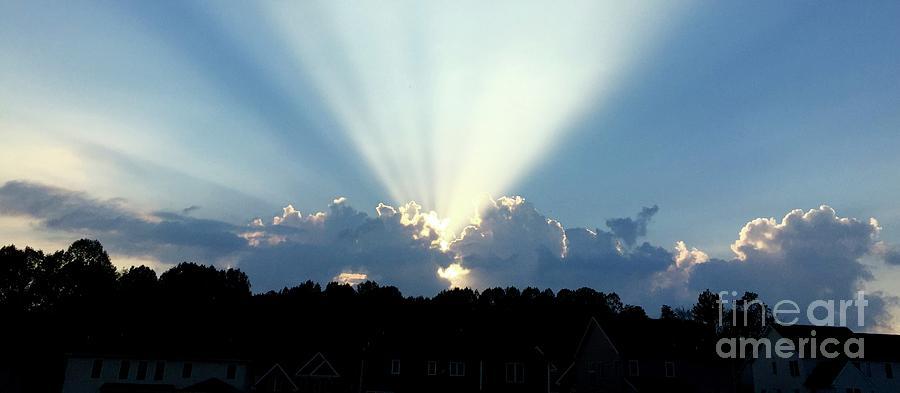 Sky Photograph - Breathtaking Sky by Megan Cohen