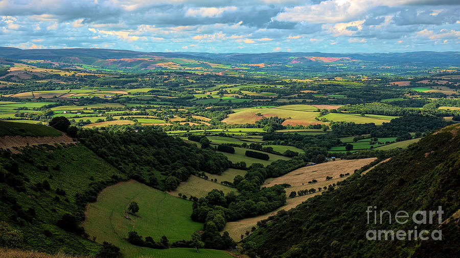 Brecons View by Chris Thaxter