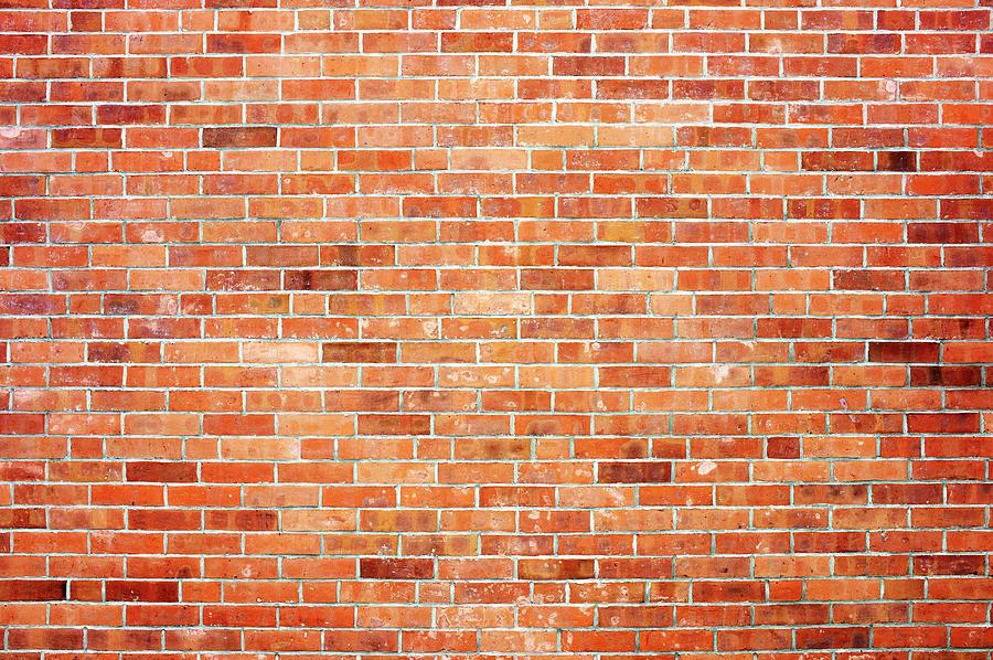 Brick Wall Photograph by Ballyscanlon