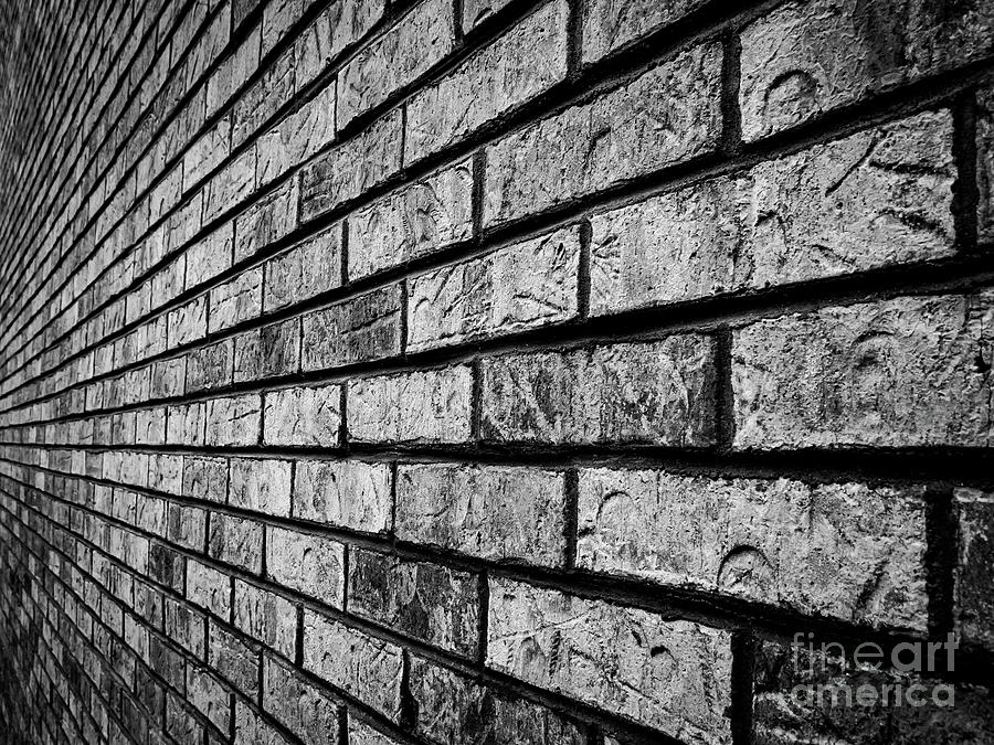Brick Work by Bob Mintie