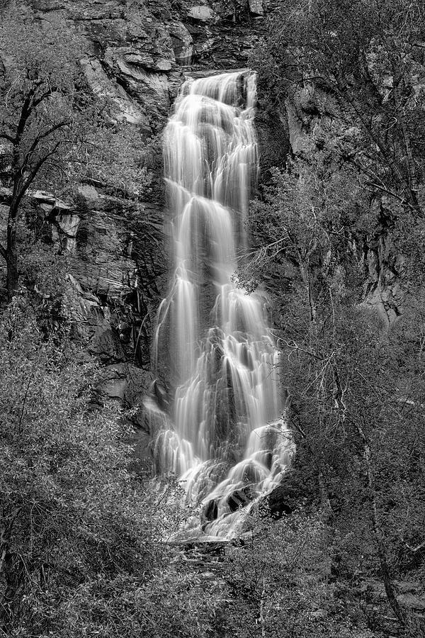 Bridal Veil Falls, Spearfish Canyon by Denise Bush