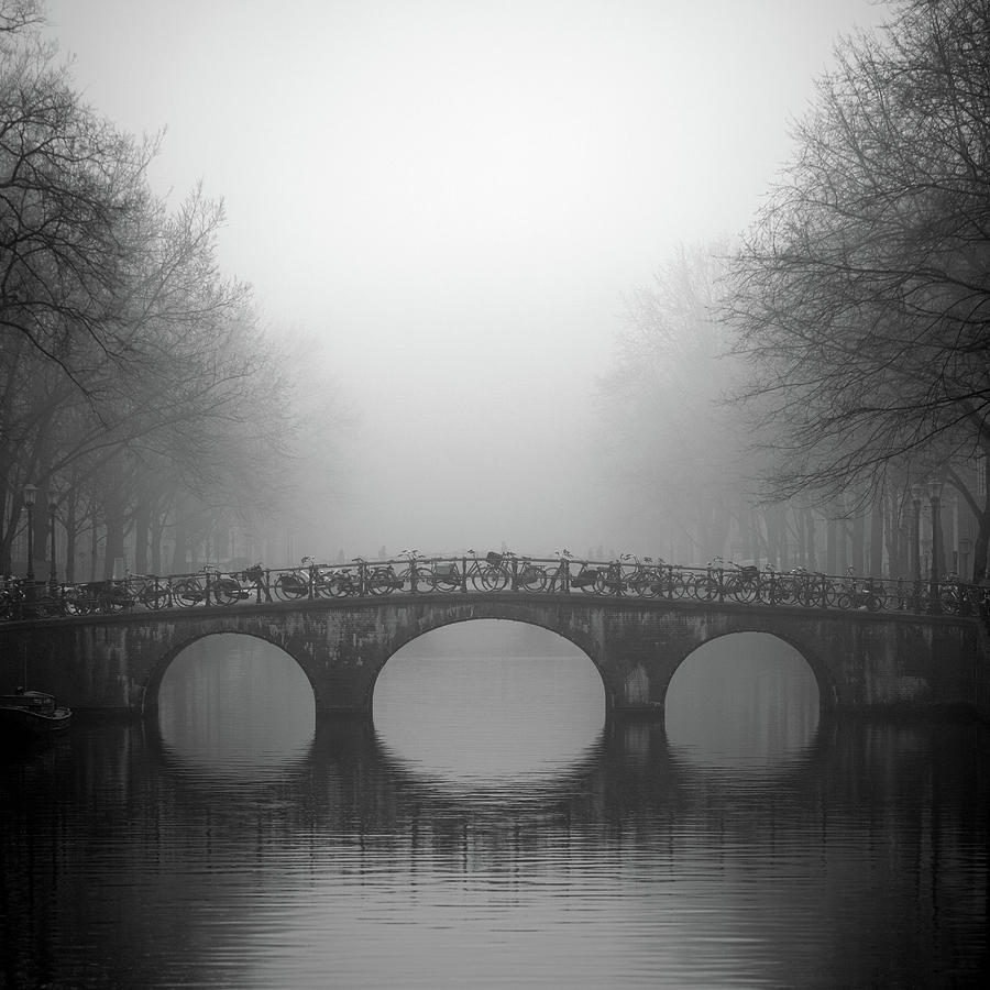 Bridge On Keizersgracht, Amsterdam Photograph by Cultura Exclusive/alex Holland