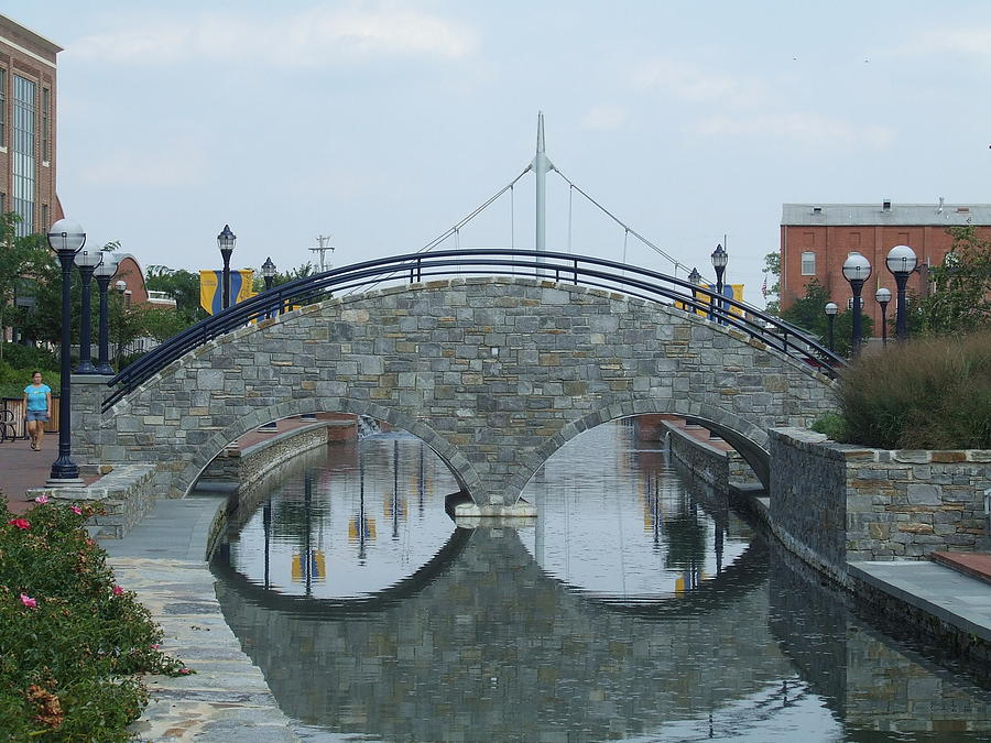 Bridge Over Carroll Creek by Ty Unglebower